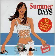 SUMMER DAYS - PROMO CD: MUNGO JERRY, SMALL FACES, BOB MARLEY, FOUNDATIONS ETC