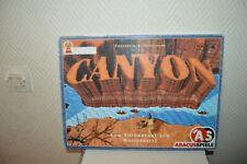 JEU DE PLATEAU CANYON BOARD GAME VINTAGE 1997 AS ABACUS SPIELE COMPLET