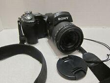 Sony DSC-F828 8MP 7X Digital Camera 4 Colors Super Had CCD Black