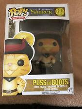 Shrek figurine Le Chat Potté 8 cm Puss in Boots 99924