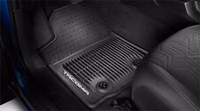 Toyota Tacoma 2016 - 2017 AT Black All Weather Rubber Front Floor Mats OEM NEW!