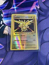 Reverse Holo Zapdos Evolutions Pokemon Card Pack Fresh