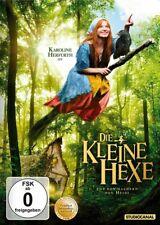 Die kleine Hexe - Karoline Herfurth - von den Machern von HEIDI - DVD