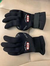 Body Glove EX3 SCUBA Gloves Size XS - FREE SHIPPING