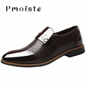 VITTORIO FIRENZE - HAND CRAFTED ITALIAN LEATHER CLASSIC FASHION LUXURY MEN SHOES