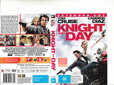 Knight And Day-2010-Extended Cut-Tom Cruise-Movie-DVD