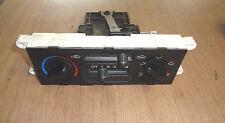 Control Panel Heating Heater Panel Subaru Impreza Gf Bj.92-95