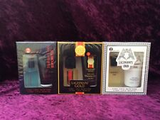Mens x3 Gift Set Shower Gel spray aftershave EDT fragrance Perfume Xmas RRP £50!