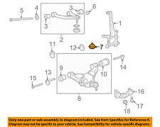TOYOTA OEM 07-17 Tundra Front Suspension-Spring Bumper 483040C030