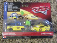 Disney Pixar Cars 3 Dexter Hoover & Charlie Checker 2-Pack Dinoc0 400 series