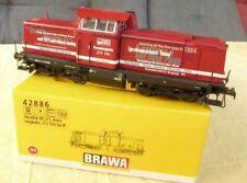 Brawa 42886 H0 Diesellok BR 213 334 der Rennsteigbahn Epoche 6 mit Sound in OVP