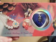 "Wish Pearl Kit w/Sterling Silver .925 17""Chain & Cage Necklace Make it Yourself!"