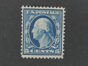 Nystamps US Stamp # 361 Mint OG $5750 Bluish Paper y2yy