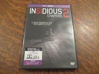 dvd insidious: chapitre 2