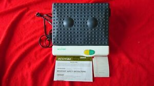 ACUVIBE 2004 foot massager vibrating