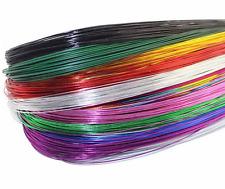 50pcs #22 coated iron wire nylon stocking flower accessory
