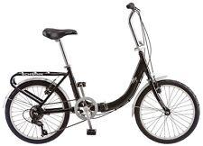 Schwinn 20 Inch Loop 7 speed Linear Pull Brakes Aluminium Low Stand Folding Bike