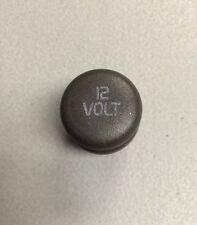 Volvo C70 S40 S60 S80 V40 V50 V70 OEM 12V Lighter Port Plug Cover Insert 9442269