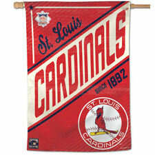 MLB St. Louis Cardinals Vintage Cooperstown Collection House Flag