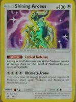 Shining Arceus HOLO RARE Pokemon 57/73 Holographic Foil Shiny Legendary - LP