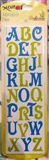 XCUT ''ALPHABET THICK LONG DIE DIELICIOUS DOCRAFTS XCU 503100 NEW