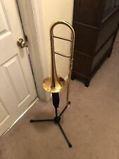 JP Packer Eb alto trombone With Soft Case