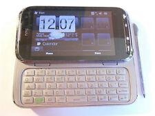 HTC Touch Pro 2 Noir Argent (Débloqué) Smartphone Windows Mobile