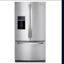Whirlpool french door refrigerator-Read Full Description