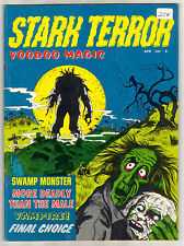 1971 STARK TERROR VOL 1 # 3 4.0 STANLEY SUPER GLOSS
