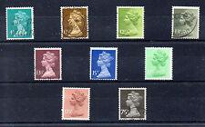 Gran Bretaña Monarquias serie del año 1979-80 (AT-794)