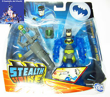 Batman The Brave and Bold Stealth Strike Batman Corazzato X1262 - By Mattel Dc