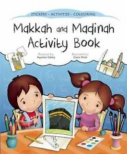 Discover Islam Sticker Activity Bks.: Makkah and Madinah Activity Book by...