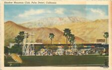 1940s Shadow Mountain Club Palm Desert California Gayles Colorpicture 9087