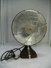 1940'S Atomic FOCALIPSE Bersted Radiant Heater Steampunk art deco cast iron