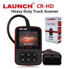 Truck Diagnostic Scanner Launch CReader CR-HD Heavy Duty Code Reader LAUNCH X431