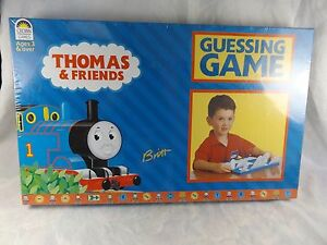 Thomas & Friends Guessing Game ~ New & Sealed
