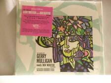 Complete GERRY MULLIGAN meets BEN WEBSTER Jimmy Rowles Mel Lewis NEW SEALED 2 CD