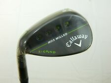 New LH Callaway MD3 Black 60.09 S LW 60* Lob Wedge Flex Mack Daddy 3