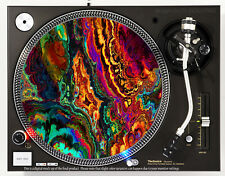 DJ INDUSTRIES - ACID WASH - DJ SLIPMAT 1200's or any turntable, record player