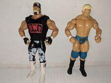 Vintage Wrestling Action Figures Lot Of 2 Hulk Hogan More