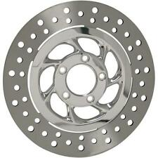 RC Components - ZSS115101C-R2K - Drifter 11.5in.  Two-Piece Brake Rotor, Chrome