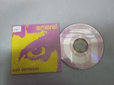 AMARAL  salir corriendo    CD promo single*