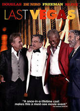 Last Vegas (DVD, 2014) Douglas DeNiro Freeman Brand New Free Shipping!