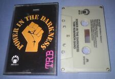 TOM ROBINSON BAND POWER IN THE DARKNESS IMD cassette tape album