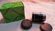 NEW Cosmicar Pentax F 2.8/50mm 2,8 M25 Japan Lens c-mount C5028-M   6016