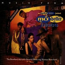Branford Marsalis Quartet feat. Terence Blanchard Mo 'Better Blues (colonna sonora,