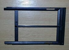 DELL LATITUDE E6400 LAPTOP PCMCIA CARD CAGE DUMMY PLATE DP/N 0G480G G480G