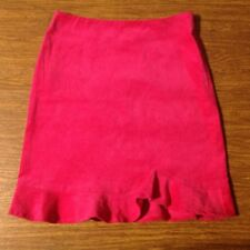 Kc Parker Fuchsia Hot Pink Girls Size 12 Skirt Per. For Easter Comfy Cute Hem