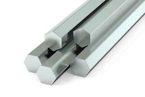 Aluminium Hexagonal Bar Many sizes and lengths Aluminum Alloy Hex Hexagon Rod