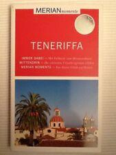 TENERIFFA Reiseführer Merian momente mit Karte 1. Auflage 2014